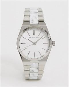 Часы браслет 36 мм MK6649 Channing Серебряный Michael kors