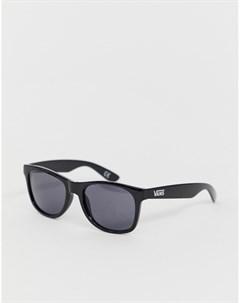 Черные солнцезащитные очки Spicoli 4 Черный Vans