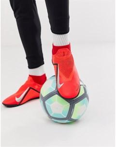 Красные бутсы Красный Nike football