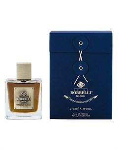 Vicuna Wool парфюмерная вода 100мл Luigi borrelli
