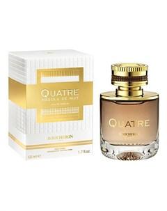 Quatre Absolu De Nuit Pour Femme парфюмерная вода 50мл Boucheron