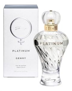 Platinum парфюмерная вода 100мл Genny