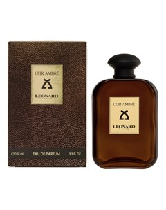 Cuir Ambre парфюмерная вода 100мл Leonard
