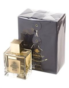 Cotton парфюмерная вода 100мл Luigi borrelli