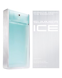 The Essence Summer Ice men туалетная вода 80мл Porsche design