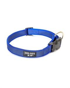 Ошейник для собак Color Gray 39 65см 2 5см сине серый Julius-k9
