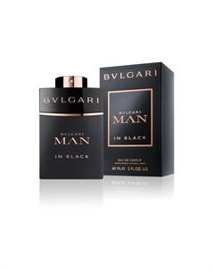 Вода парфюмерная мужская Bvlgari Man In Black 60 мл