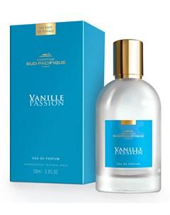 Вода парфюмированная Ванильная страсть LES EAUX DE VOYAGE 100 мл Comptoir sud pacifique