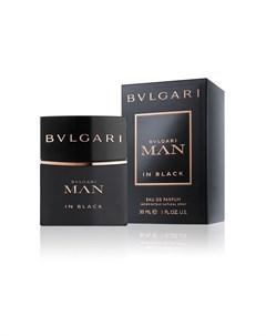 Вода парфюмерная мужская Bvlgari Man In Black 30 мл