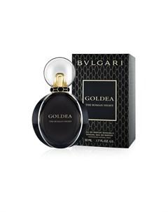 Вода парфюмерная женская Bvlgari Goldea The Roman Night 50 мл
