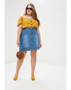 Юбка джинсовая Dorothy perkins curve