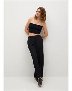 Струящиеся брюки кюлоты Tamara Mango