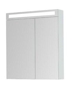 Зеркальный шкаф Max 70 белый глянец 77 9007W Dreja