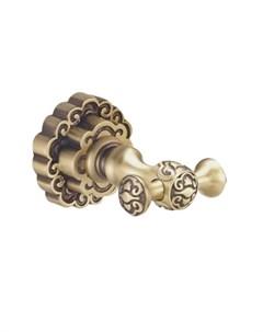 Двойной крючок WINDSOR K25205 Bronze de luxe