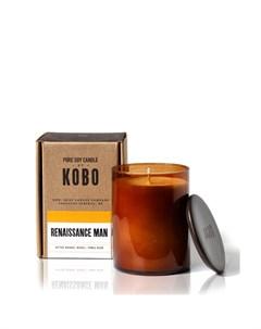 Ароматическая свеча RENAISSANCE MAN Kobo