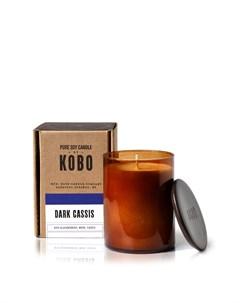 Ароматическая свеча DARK CASSIS Kobo