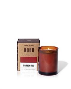 Ароматическая свеча BOURBON 1792 Kobo