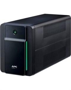 ИБП Back UPS BX1200MI 650Вт 1200ВА черный A.p.c.