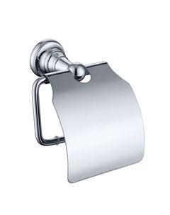 Держатель туалетной бумаги хром латунь KH 2200 Kaiser