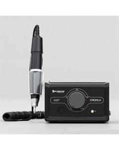 Аппарат для маникюра Аппарат 211 H400RU Black Edition с педалью Strong