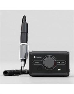 Аппарат для маникюра Аппарат 211 H400RU Black Edition без педали Strong