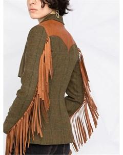 Пиджак с вырезом Dsquared2