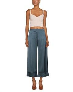 Укороченные брюки Siyu