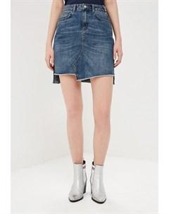 Юбка джинсовая Sisley