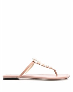 Декорированные сандалии Alaina Jimmy choo