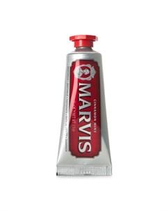 Зубная паста Cinnamon Mint Marvis