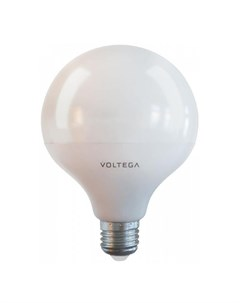 Светодиодная лампа E27 15W 2800К теплый Globe Voltega