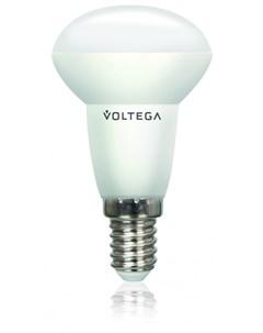 Светодиодная лампа E14 5 4W 4000К белый Simple Voltega