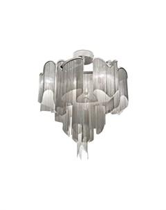 Подвесной светильник stream серебристый 60 0x90 0x60 0 см Delight collection