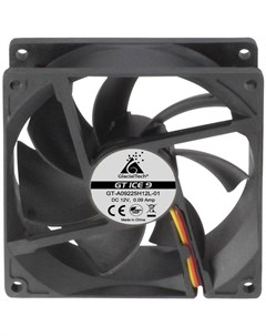 Вентилятор для корпуса GT ICE 9 CF 92250HD0AC0001 Glacialtech