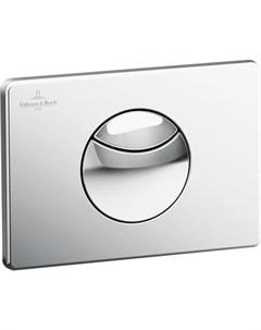 Кнопка смыва Viconnect 9224 85 61 хром Villeroy&boch