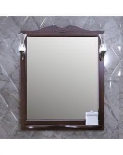 Зеркало Клио Тибет 85 нагал орех антикварный Opadiris