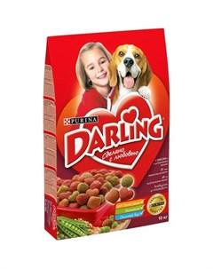 Сухой корм для собак Darling