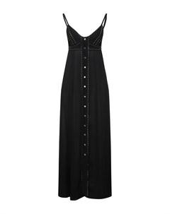 Длинное платье Diesel black gold