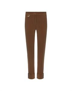 Хлопковые брюки Lorena antoniazzi