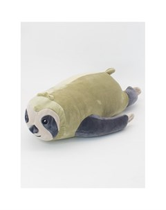 Мягкая игрушка подушка Ленивец 45 см Mihi mihi