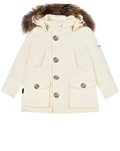 Зимняя куртка с четырьмя карманами Woolrich