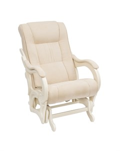 Кресло качалка М 78 Дуб шампань Verona Vanilla Leset