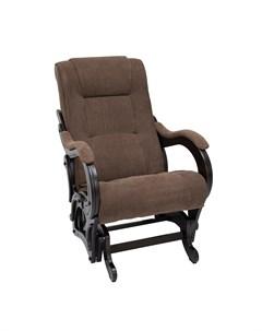 Кресло качалка М 78 Венге Verona Brown Leset