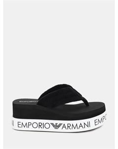 Шлепанцы Emporio armani