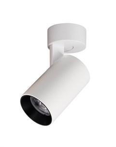 Светильник настенно потолочный cl01b070n тубус белый 7wx4000k Citilux