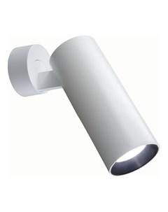 Светильник настенно потолочный cl01b120n тубус белый 12wx4000k Citilux