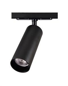 Светильник настенно потолочный cl01t181n тубус черный 18wx4000k Citilux