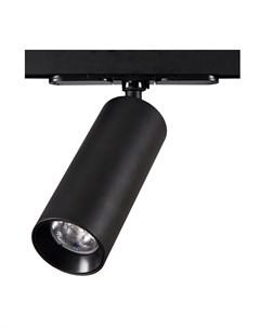 Светильник настенно потолочный cl01t121n тубус черный 12wx4000k Citilux