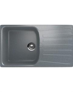 Кухонная мойка темно серая ES 20 309 Ecostone