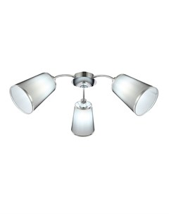 Люстра потолочная maleonte серебристый 24 см St-luce